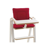 SUPAflat - Highchair cushion - Red