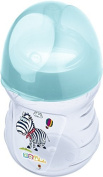 OKT Kids Near natural Bottle 250 ml Hippo blue from 0 months anatomical Baby Bottle Anti Colic