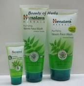 HIMALAYA Purifying Neem Face Wash Combo Pack