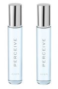 2 x Perceive Eau de Parfum Purse Spray x 10ml