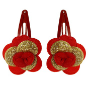 Cose di Donna® Hair accessories - Snap Clips .