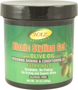 Afro Haircare Haz Bionic Styling Gel with Olive Oil
