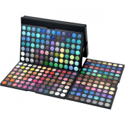 FantasyDay® Professional 252 Colours Eyeshadow Palette Makeup Contouring Kit - Ideal for Professional and Daily Use