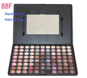 FantasyDay® Professional 88 Colours Eyeshadow Palette Makeup Contouring Kit #7 - Ideal for Professional and Daily Use