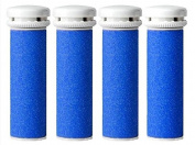 CSL 4 x Coarse Replacement Rollers Compatible With Emjoi Micro Pedi