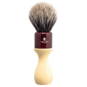 Vie-Long American Style Two Band Badger Hair Shaving Brush