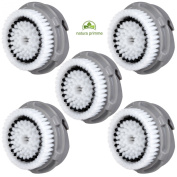 Replacement Brush Heads for All Skin Types including Deep Pore Acne Sensitive, Normal Delicate Skin.Compatible with Clarisonic MIA, MIA 2,ARIA, PRO, PLUS Cleansing Systems