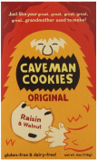 Caveman Cookies Gluten and Dairy Free Original 110 g
