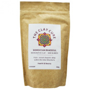 Moroccan Rhassoul Restorative Clay - 500g - for Hair & Body