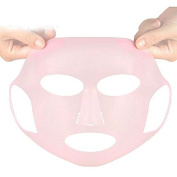 Fashion Women's Beauty Hydrating Mask Cover Silicone Moisturising Mask Face Care Tool Locking Water Nutrition Facts