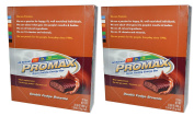 Promax Protein Bar-Double Fudge Brownie-24 Bars
