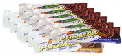 Promax Protein Bar-Choc Peanut Crunch/Double Fudge Brownie-6 of ea