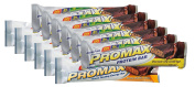 Promax Protein Bar-Chocolate Chip Cookie Dough/Nutty Butter Crisp-6 of ea