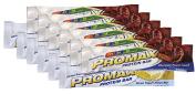 Promax Protein Bar-Choc Peanut Crunch/Greek Yoghurt Honey Nut-6 of ea