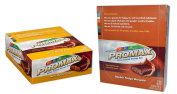 Promax Protein Bar-Double Fudge Brownie/Nutty Butter Crisp-12 of ea