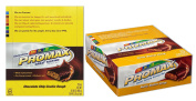 Promax Protein Bar-Chocolate Chip Cookie Dough/Nutty Butter Crisp-12 of ea