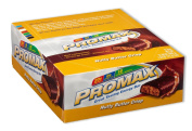 Promax Protein Bar-Chocolate Chip Cookie Dough/Choc Peanut Crunch-12 of ea