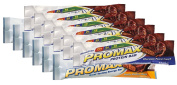 Promax Protein Bar-Choc Peanut Crunch/Nutty Butter Crisp-6 of ea