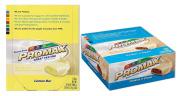 Promax Protein Bar-Cookies & Cream/Lemon Bar-12 of ea