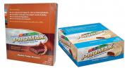 Promax Protein Bar-Cookies & Cream/Double Fudge Brownie-12 of ea
