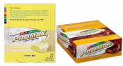 Promax Protein Bar-Lemon Bar/Nutty Butter Crisp-12 of ea