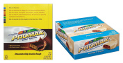 Promax Protein Bar-Chocolate Chip Cookie Dough/Cookies & Cream-12 of ea