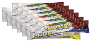 Promax Protein Bar-Choc Peanut Crunch/Lemon Bar-6 of ea