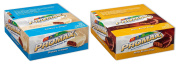 Promax Protein Bar-Cookies & Cream/Nutty Butter Crisp-12 of ea
