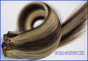 Uphair 50cm 7pcs 70g Clip in Remy Human Hair Extensions for Women Beauty Hot Sale