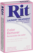 2 X Rit Dye Powdered Fabric Dye, Colour Remover, 60ml