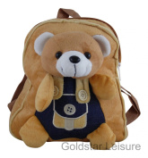 Wild Animal Backpack Rucksack Holiday Books 5 Assorted Animals Childrens TY3319 [Bear]