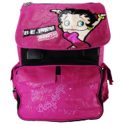 Betty Boop Freetime Extensible Special Backpack Daypack Freetime Travel Bag
