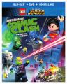 LEGO DC: Cosmic Clash [Region B] [Blu-ray]