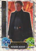 Disney Star Wars Force Attax The Force Awakens Special Holographic Foil General Hux Trading Card