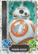 Disney Star Wars Force Attax The Force Awakens Special Holographic Foil BB-8 Trading Card