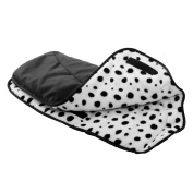 Your Baby 20022.90758 Hand Warmer Chic, Black / White