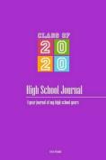 High School Journal - Class of 2020