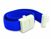 Tourniquet quick release buckle Blue