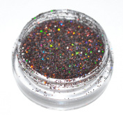 Brown Laser Eye Shadow Loose Glitter Dust Body Face Nail Art Party Shimmer Make-Up