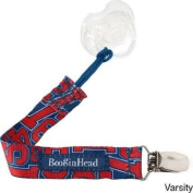 Booginhead Pacifier Clip - Varsity