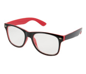Men's Women's Original Wayfarer Retro glasses CLEAR LENS Unisex Vintage