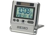 Seiko LCD Travel Alarm Clock.