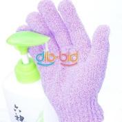 Bath Shower SPA 1pc Skin Body Clean Massage Scrubber Exfoliating Gloves Mitts Oc