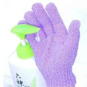 MU Japanese Massage Exfoliating Bath Mitts