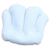 Yontree Bath Pillow Tub Pillow Spa Pillow With Suction Cup White