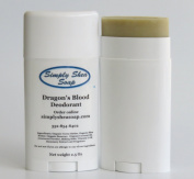 Natural Aluminium Free Deodorant (Dragons Blood) 2 Pack