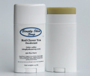 Natural Aluminium Free Deodorant (Red Clover Tea) 2 Pack