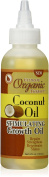 Ultimate Organic Coconut Oil Stimulating Growth Oil 120ml