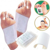 10 x Cleansing Detox Foot Health Pads --- Beauty --- Beauty