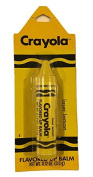 Crayola Flavoured Lip Balm Laser Lemon